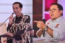 Deretan aksi Fadli Zon tiru Jokowi, direspons kocak warganet