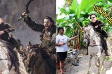 10 Foto editan lucu Kaesang naik unicorn ini bikin cengar-cengir