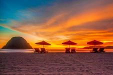 4 Fakta pengembangan wisata Pulau Merah Banyuwangi yang dikebut