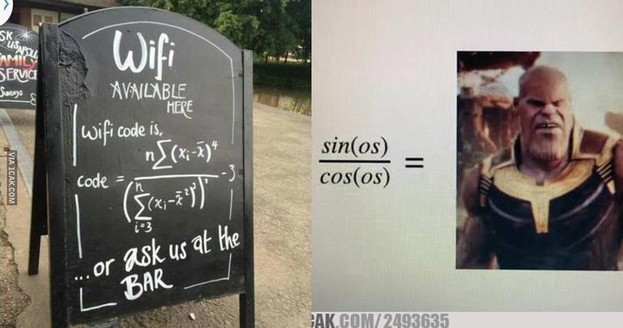 12 Meme lucu cara mudah belajar matematika ini kocak