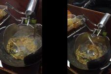 Warung nasi goreng pakai robot di Jogja ini viral, unik abis