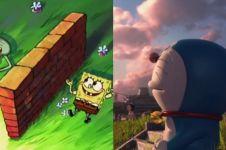 7 Tempat menangis terbaik di serial kartun top ini epik banget