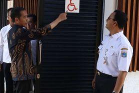 Tepis isu miring, Jokowi ungkap kedekatan dengan Anies Baswedan