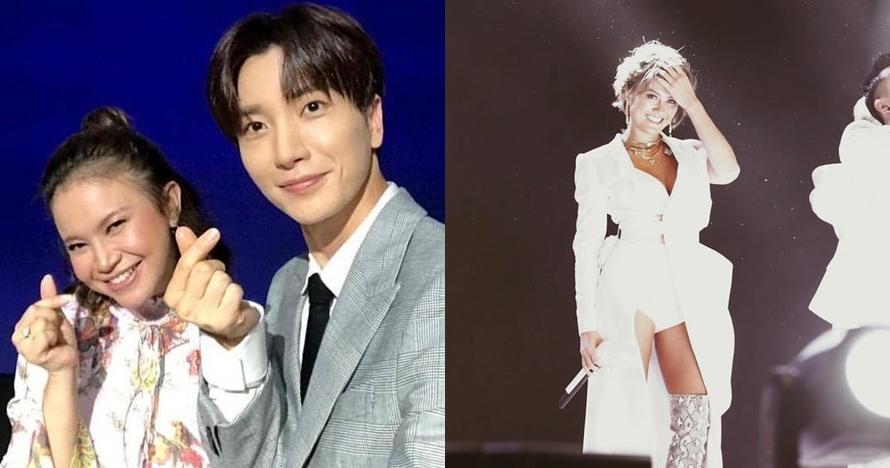 5 Penyanyi Indonesia berkolaborasi bareng idol K-Pop, terbaru Rossa
