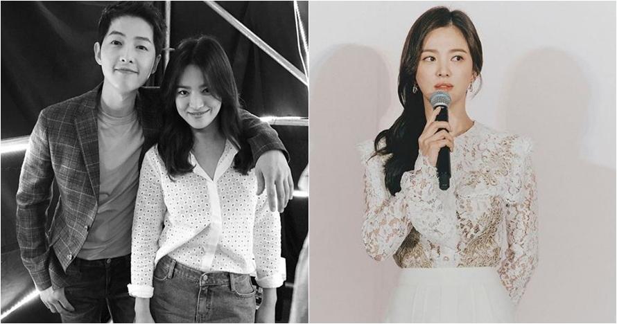 8 Penampilan terkini Song Hye-kyo usai dirumorkan cerai