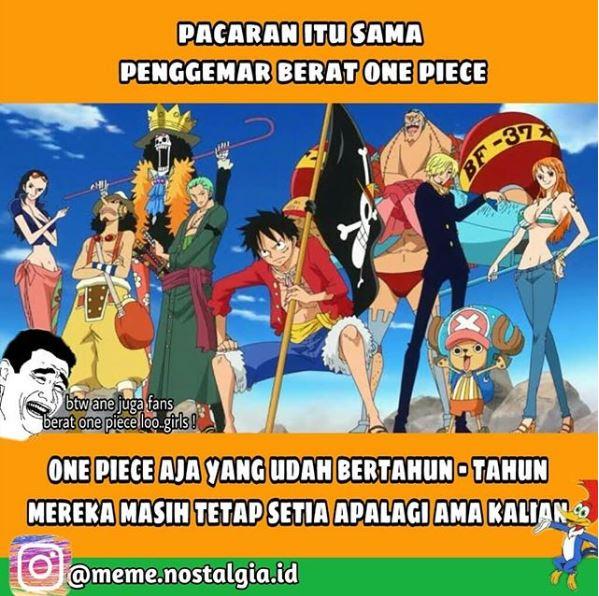 meme kartun 90 instagram