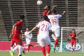 Benamkan Vietnam, Timnas Indonesia lolos ke final Piala AFF U-22