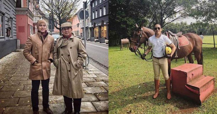 10 Foto ganteng Rizky Irmansyah, sekretaris pribadi Prabowo
