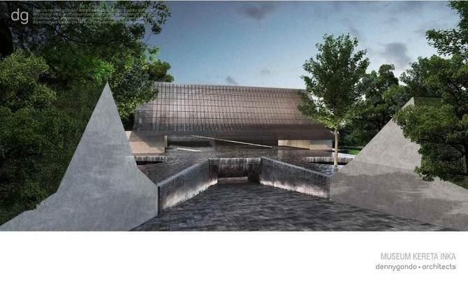 arsitektur suku osing Banyuwangi © 2019 Istimewa