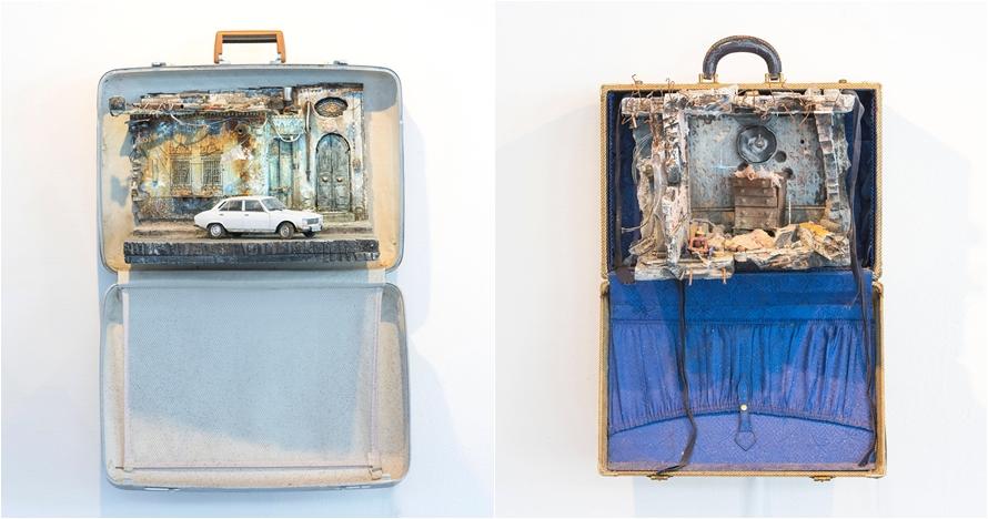 10 Miniatur di dalam koper ini detailnya bikin kagum