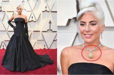 Kalung Lady Gaga di Oscar 2019 jadi sorotan, capai Rp 420 miliar