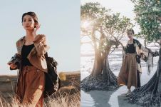 7 Ide foto travel unik ala fotografer fashion Nicoline Patricia