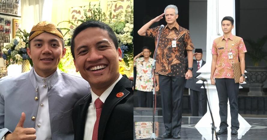 6 Ajudan pribadi pejabat Indonesia ini curi perhatian