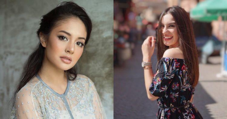 6 Artis Cantik Indonesia Keturunan Belgia Termasuk Irish Bella