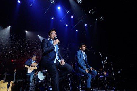 Konser Harmonia Titik Balik sukses hibur penonton di hari Valentine
