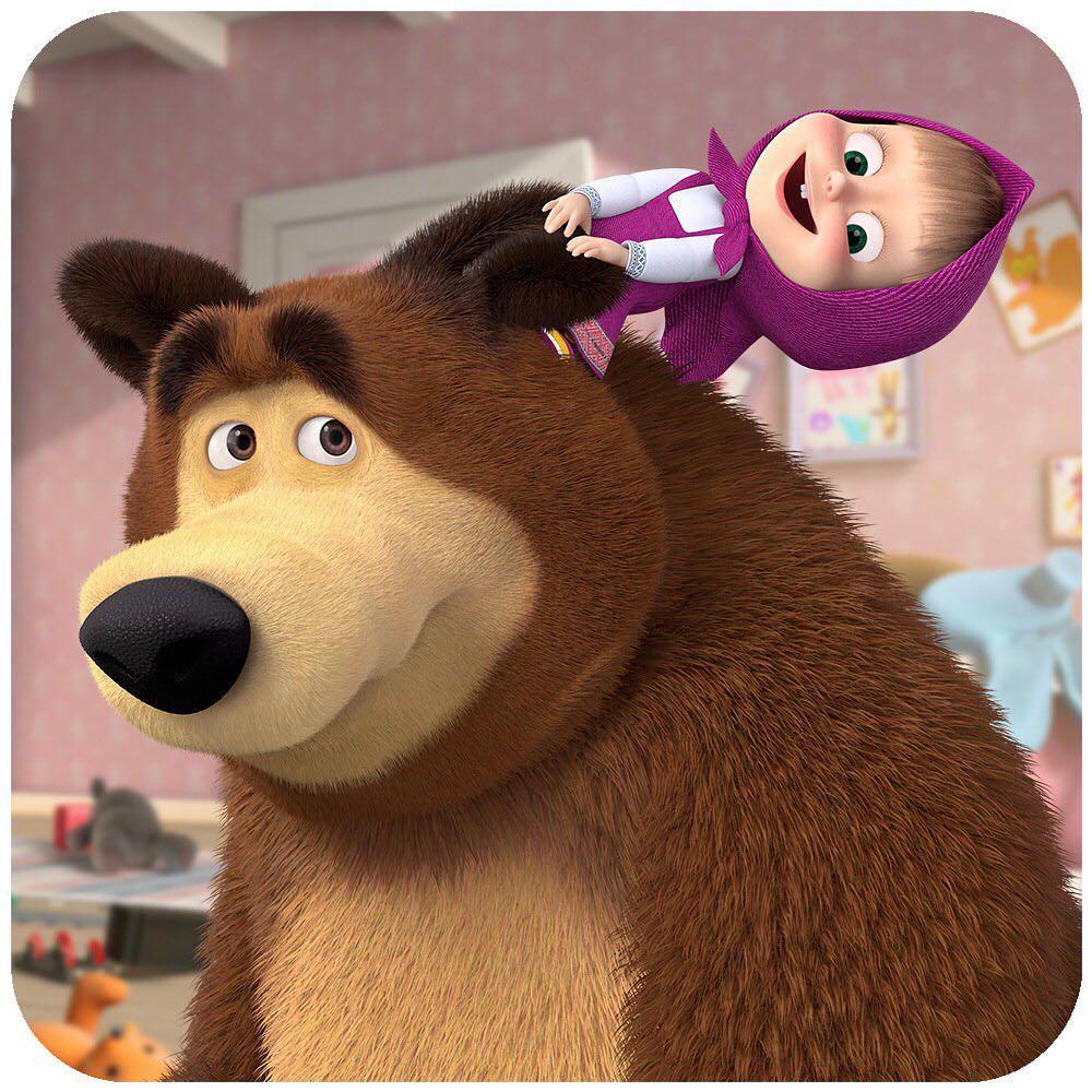 8 Fakta Menarik Masha And The Bear Yang Jarang Diketahui Orang
