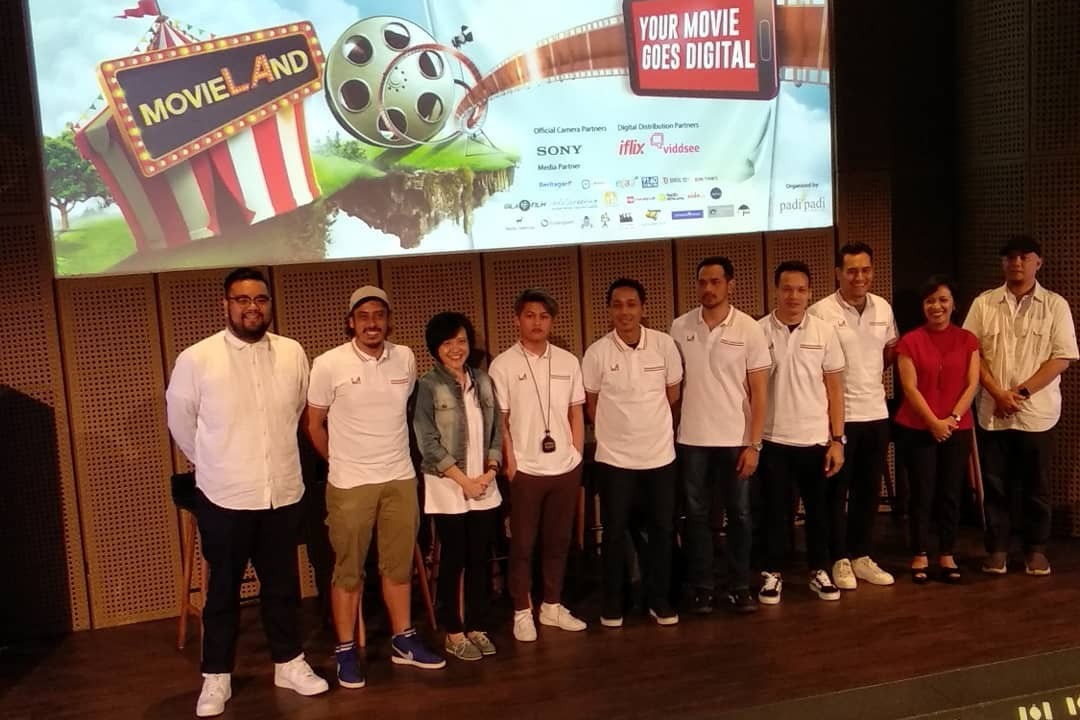Usung tema Digital, LA Indie Movie 2019 siap digelar