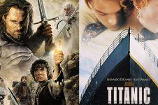 5 Film Hollywood peraih Piala Oscar terbanyak sepanjang sejarah