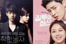 10 Drama Korea romantis cinta bertepuk sebelah tangan, baper abis