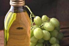 6 Manfaat kulit anggur buat kesehatan, bisa turunkan kolesterol