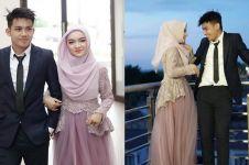 10 Momen mesra bintang timnas U-22 Witan Sulaiman dan kekasih