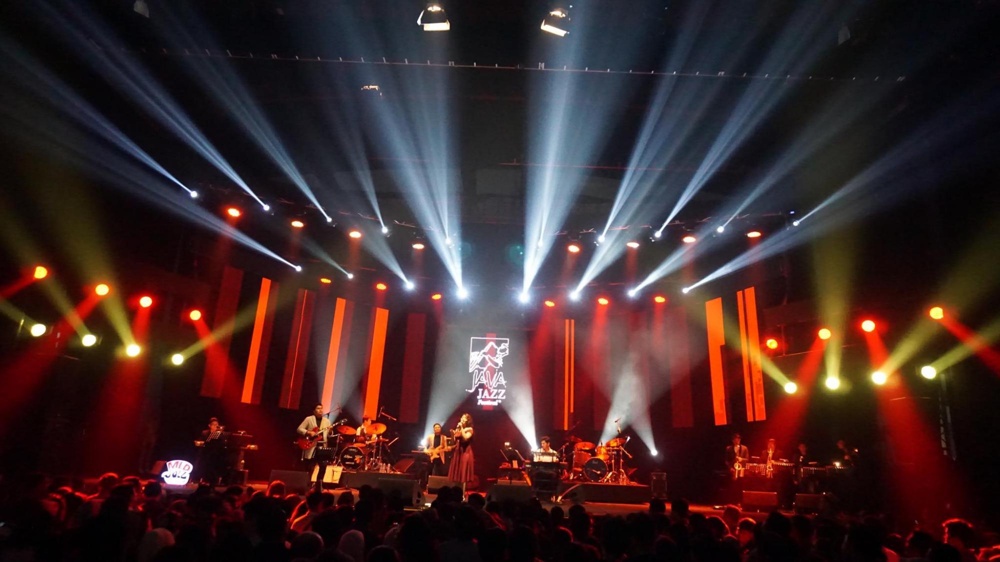 Keunikan Jakarta International BNI Java Jazz Festival 2019 by MLDSPOT