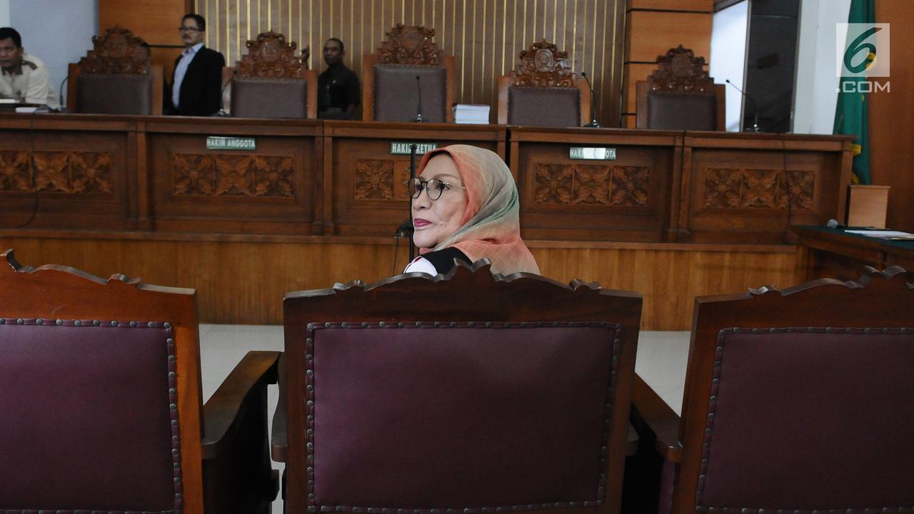 7 Fakta persidangan kasus hoaks Ratna Sarumpaet, akui bersalah