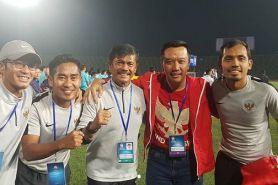 Jokowi beri bonus Rp 200 juta untuk setiap pemain Timnas U-22