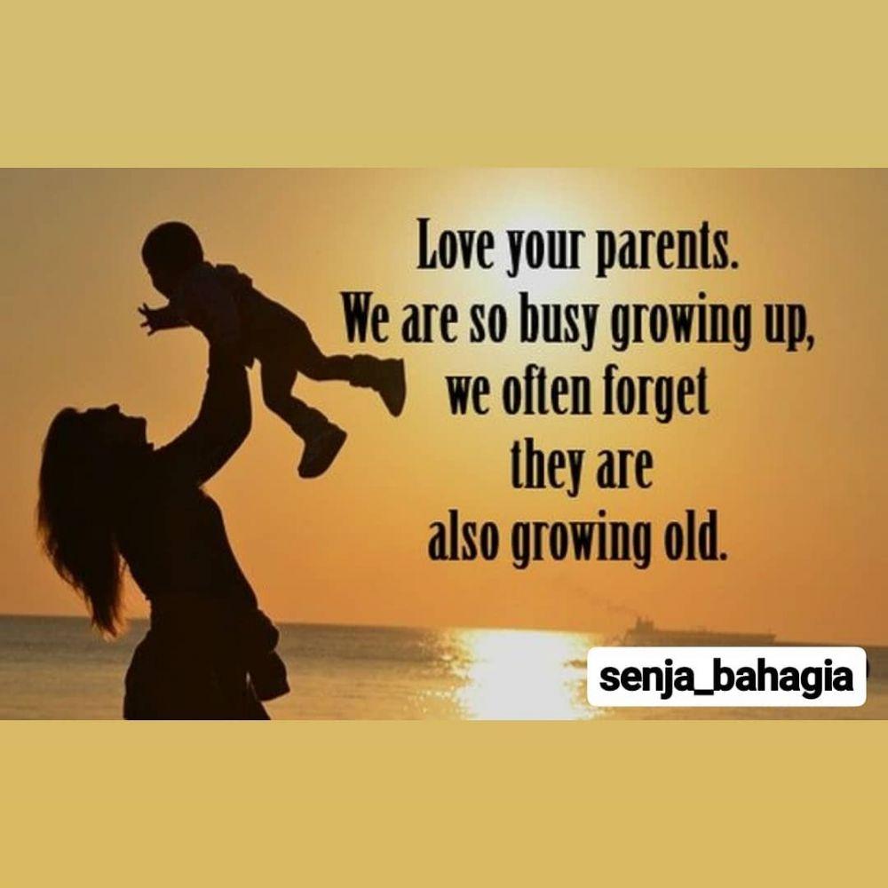 kata-kata orangtua instagram