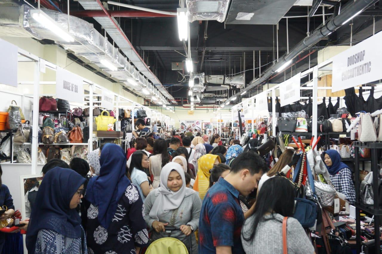 Tampilkan gaya streetwear, Irresistible Bazaar kembali digelar