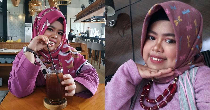 10 Potret terbaru Rahmawati Kekeyi, buktikan sudah mahir makeup