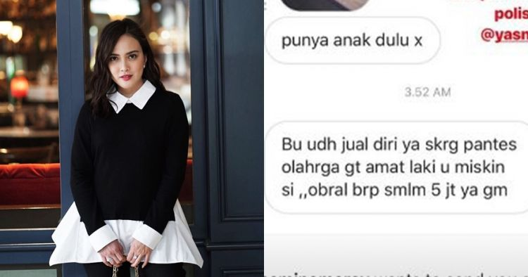 6 Jawaban menohok Shandy Aulia usai disebut haters jual diri
