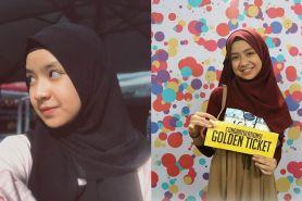 10 Foto terbaru Nashwa Zahira, Idol cantik yang jadi sorotan