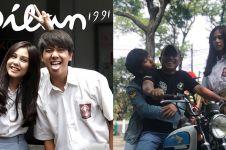 4 Fakta penayangan perdana film Dilan 1991, ditolak hingga ricuh