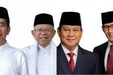 Keluarga Uno beri dukungan untuk Jokowi & Ma'ruf Amin di Pilpres