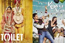 12 Film India komedi romantis terbaik yang menarik ditonton lagi