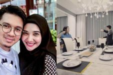 10 Penampakan apartemen mewah Zaskia Sungkar, elegan abis
