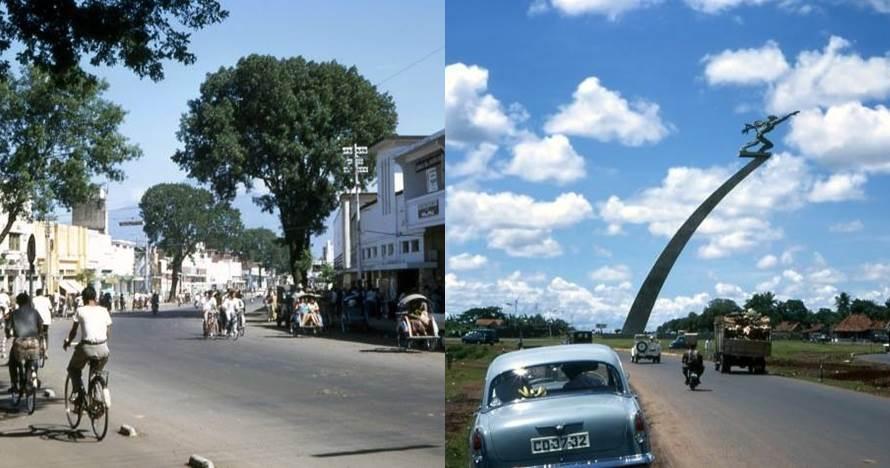 20 Foto langka Jakarta tahun 65-70an karya fotografer Rusia