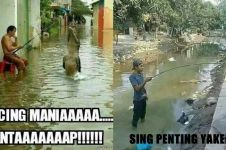 10 Meme lucu mancing ikan ini endingnya bikin emosi