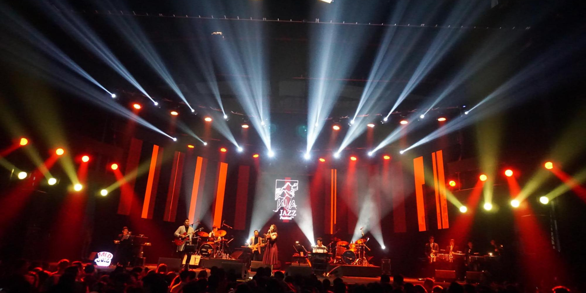 Addie MS, Afgan, dan H.E.R pukau penonton BNI Java Jazz Festival