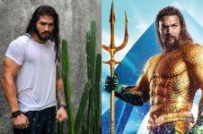 10 Potret Jeremiah Lakhwani, cowok yang disebut Aquaman Indonesia