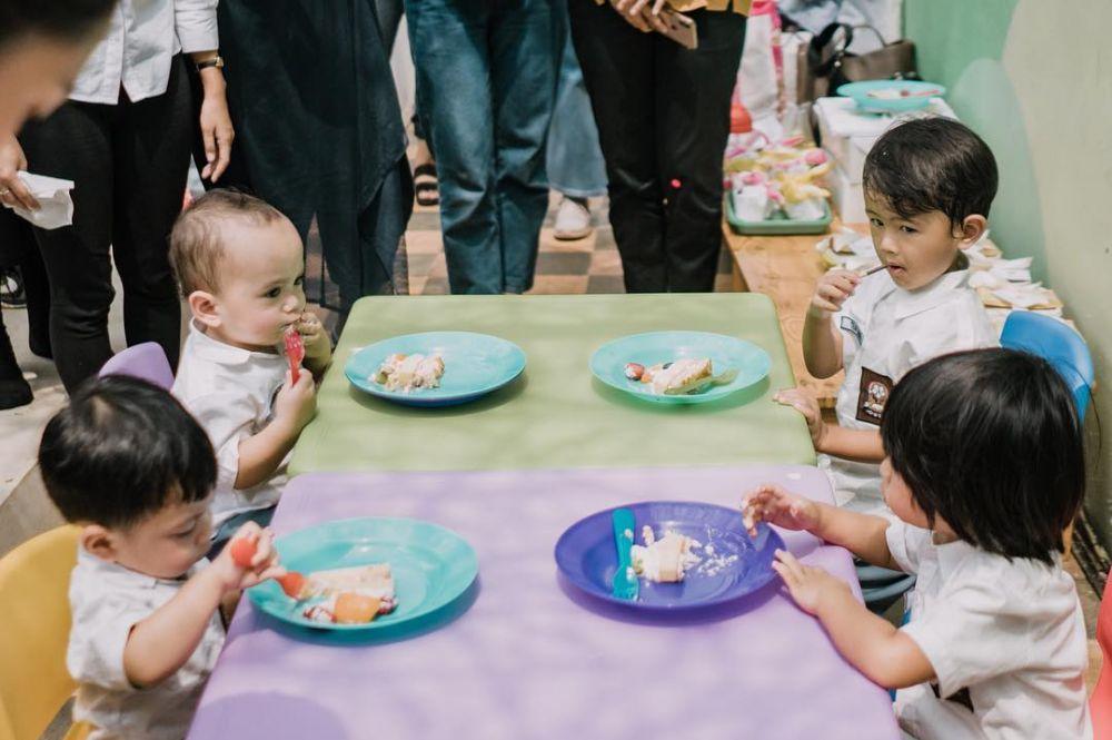 balita seleb anak SMA  © 2019 brilio.net