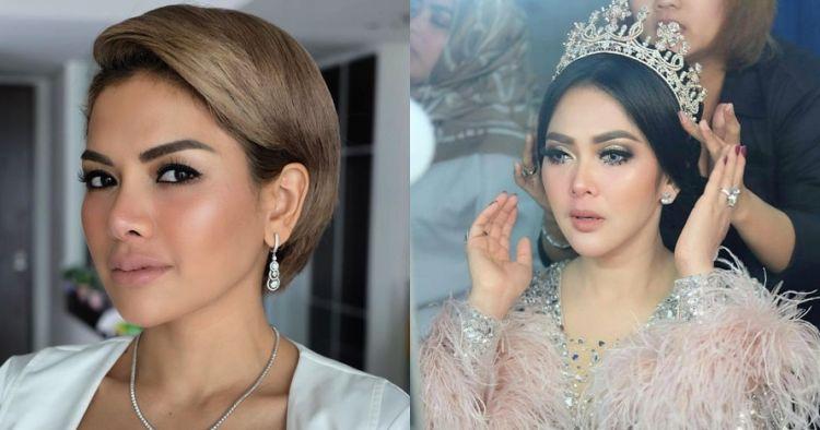 Nikita Mirzani ikut komentari foto pernikahan Syahrini-Reino