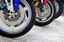 Begini cara merawat ban tubeless sepeda motor biar kuat & awet