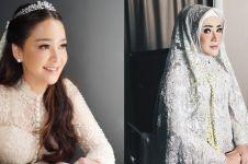 8 Potret pernikahan Pinky, kakak Maia Estianty yang memesona
