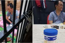 Terjerat kasus narkoba, ini 5 potret penangkapan Andi Arief