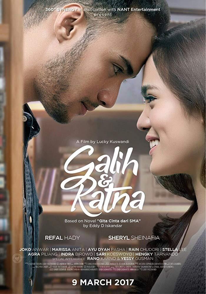 Film Asia bertemakan kisah cinta di SMA istimewa