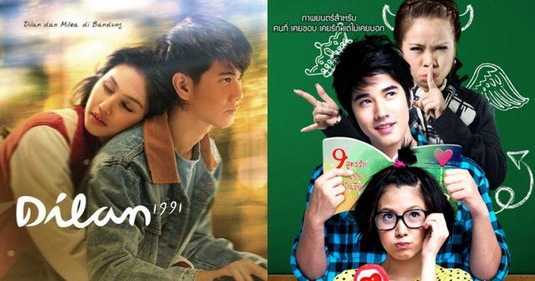 8 Film Asia Bertemakan Kisah Cinta Di Sma Bikin Baper