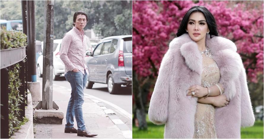 Syahrini-Reino kompak posting foto romantis, tulis arti cinta