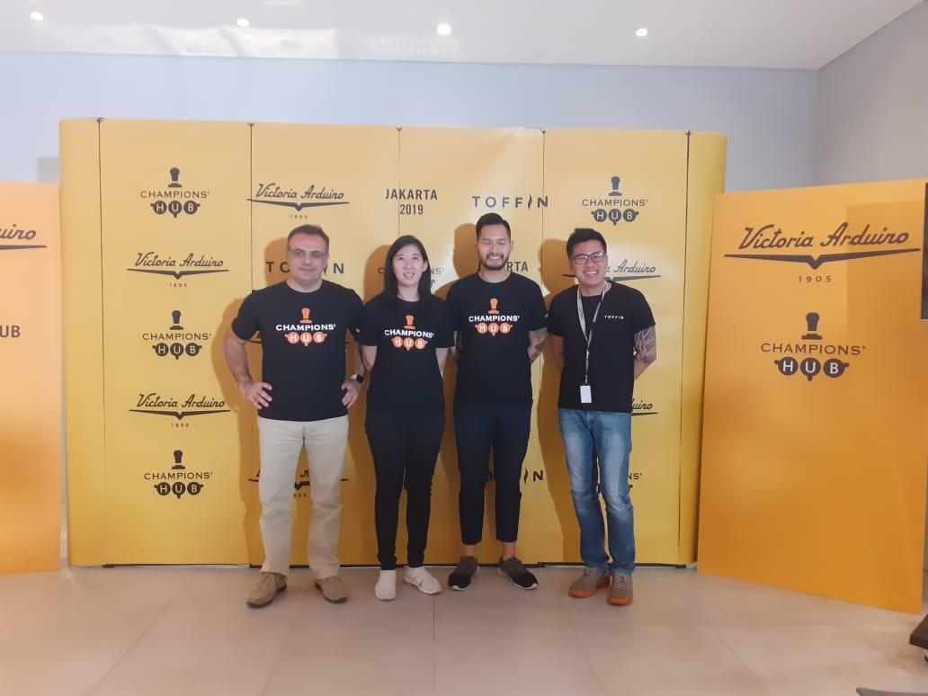 Indonesia terpilih jadi tuan rumah pelatihan barista dunia